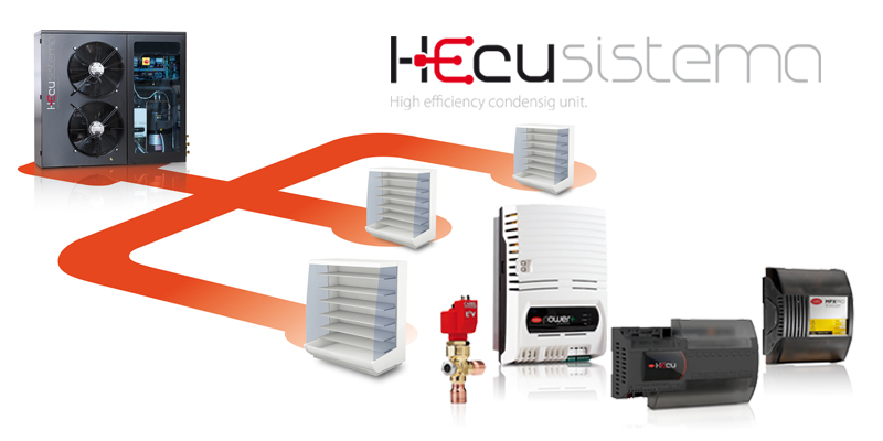 Hecu sistema, the real capacity modulation for c-store